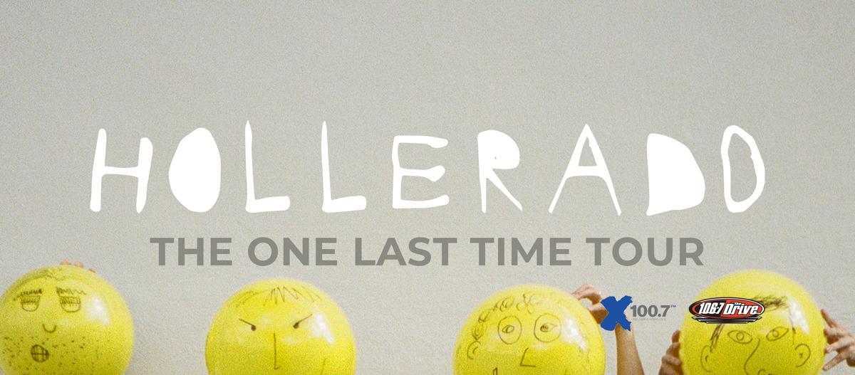 Hollerado–The One Last Time Tour