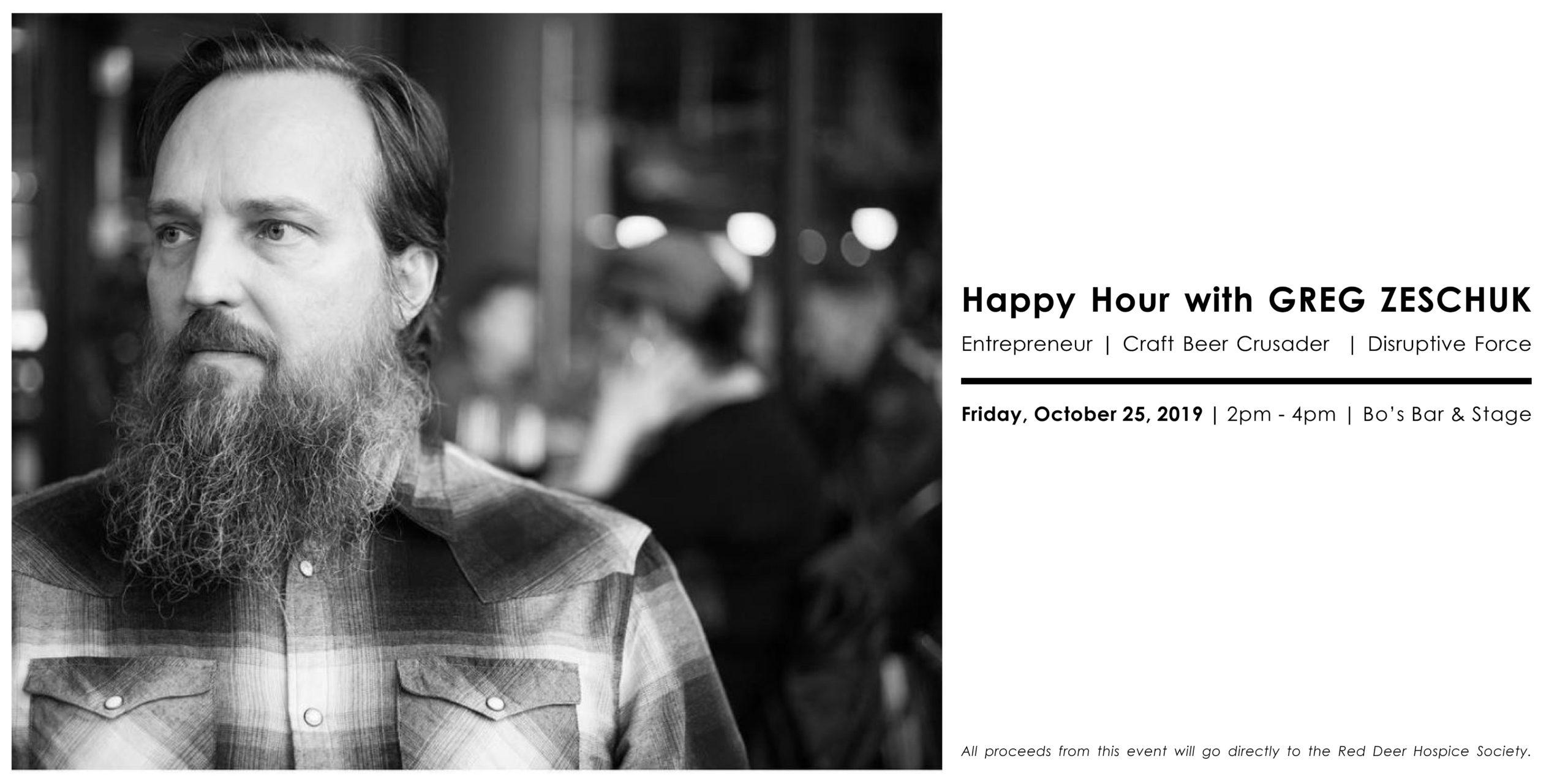 Happy Hour With Greg Zeschuk