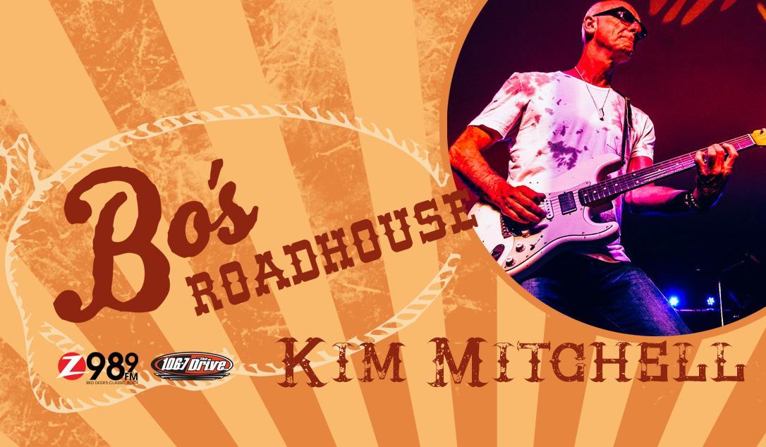 KIM MITCHELL—Bo's Roadhouse Big Band Small Room Series