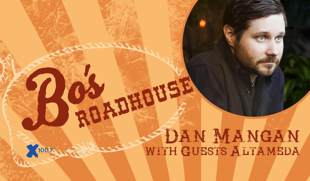 DAN MANGAN w/ ALTAMEDA—BO'S ROADHOUSE BIG BAND SMALL ROOM SERIES