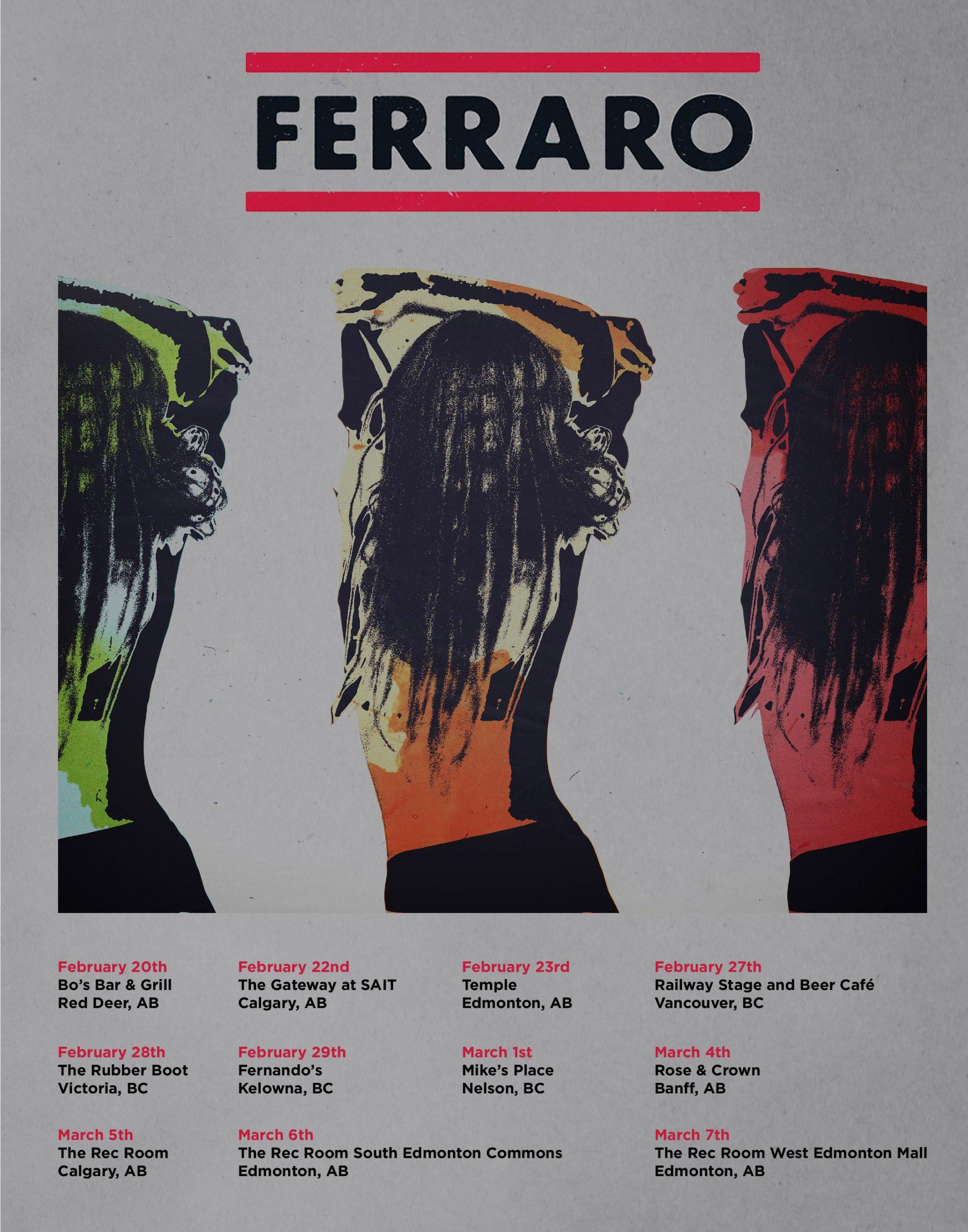 FERRARO w/ HUTLET & TEN02
