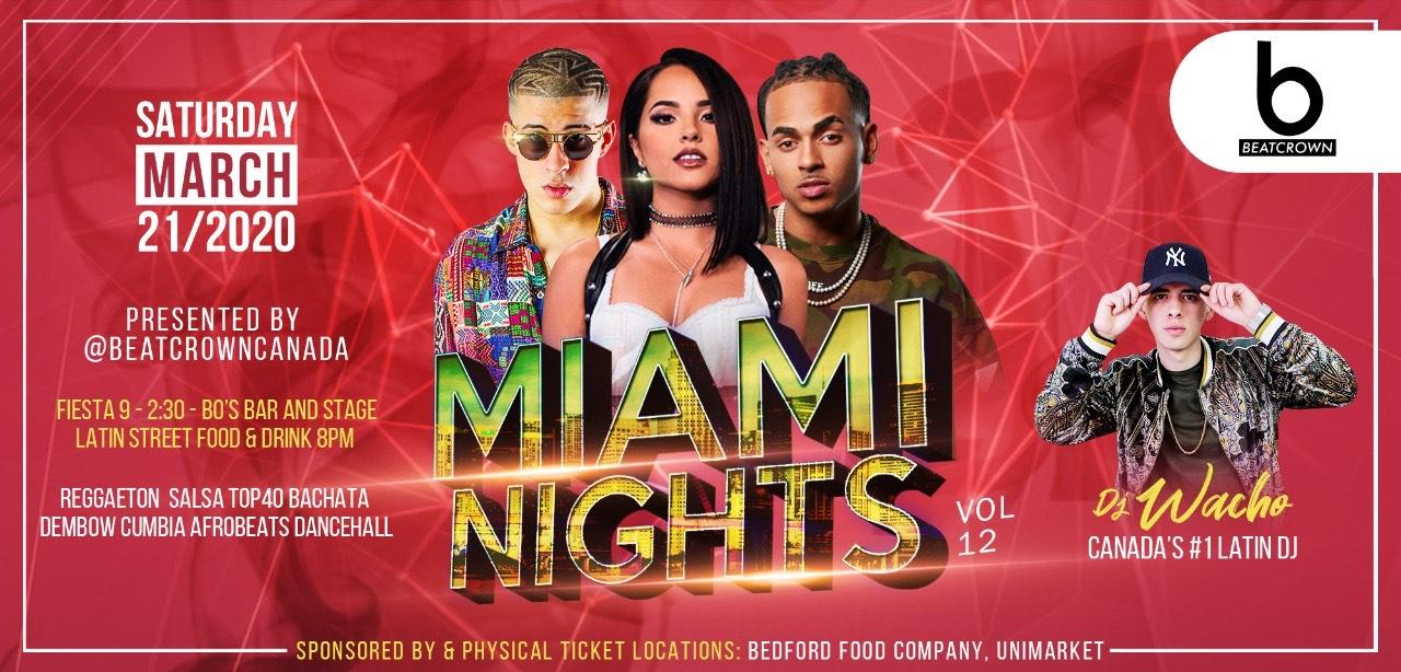 MIAMI NIGHTS vol. 12
