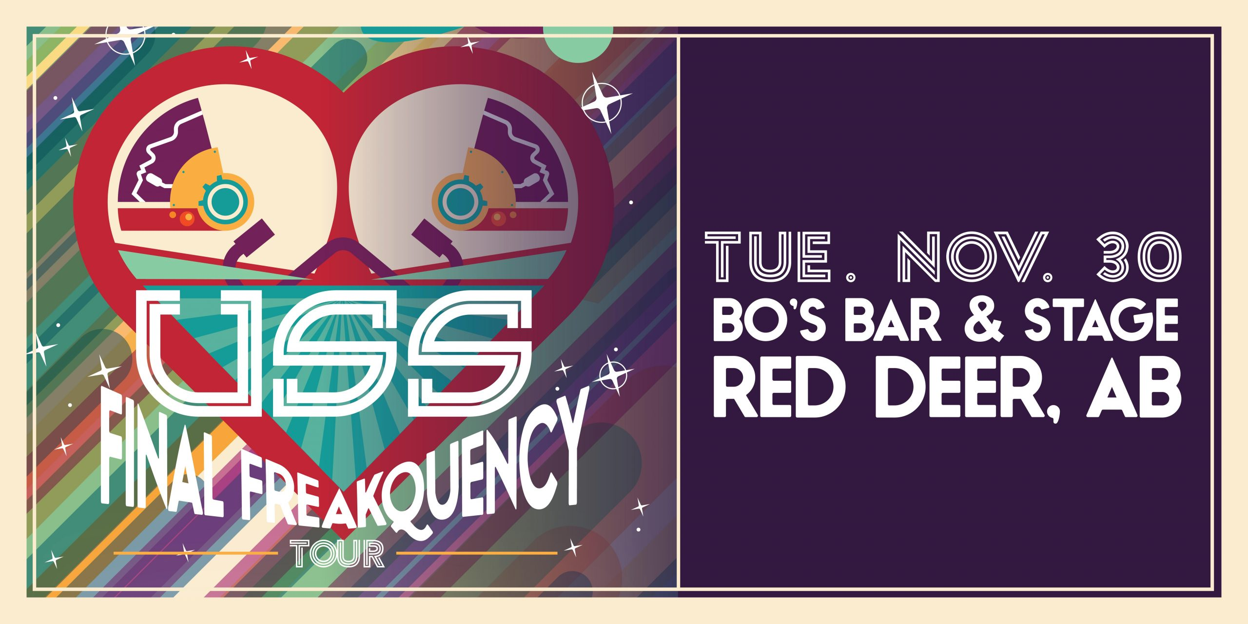 USS–Final Frequency Tour
