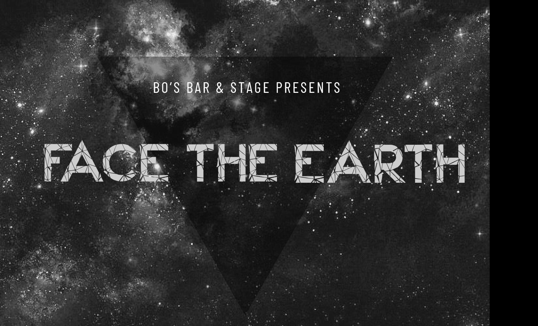 FACE THE EARTH w. TEN02