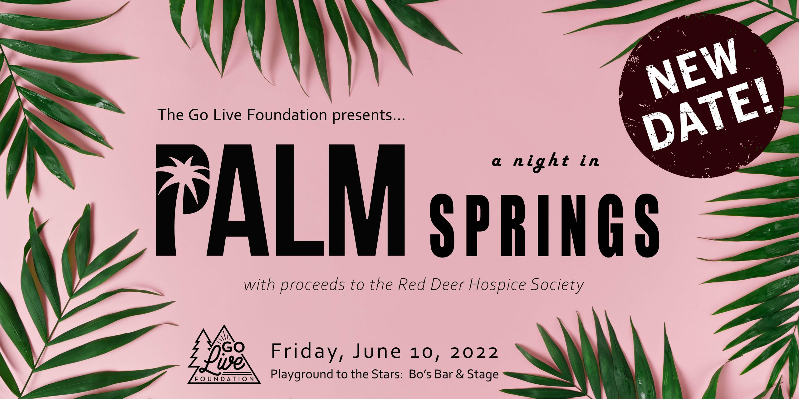 A NIGHT IN PALM SPRINGS